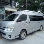 bus small rental batam